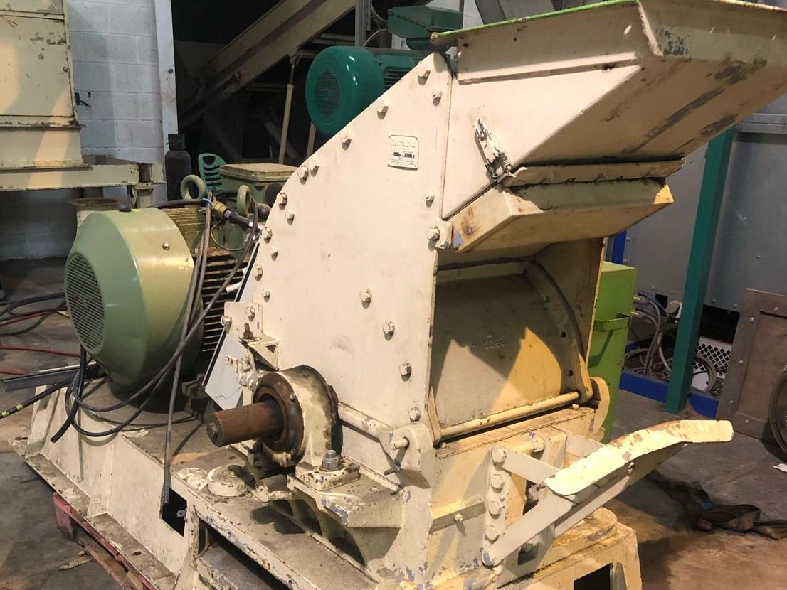 90 kw Hammermill
