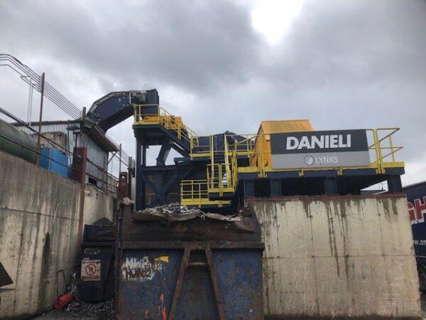 Danieli NF Separation Plant