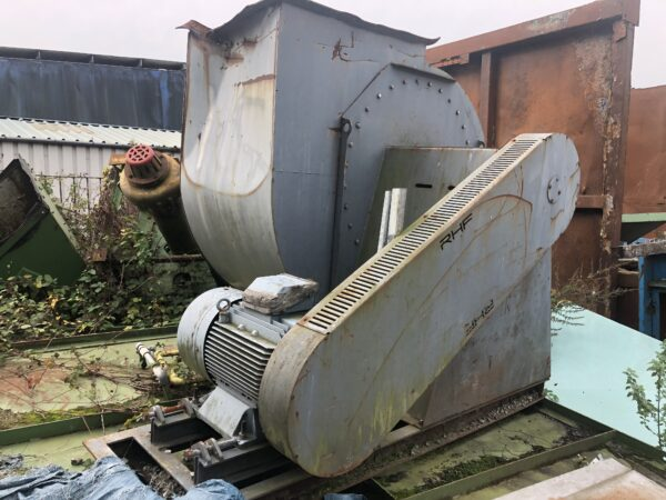 RHF 55kw Centrifugal Fan