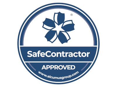 Seal Colour Alcumus SafeContractor